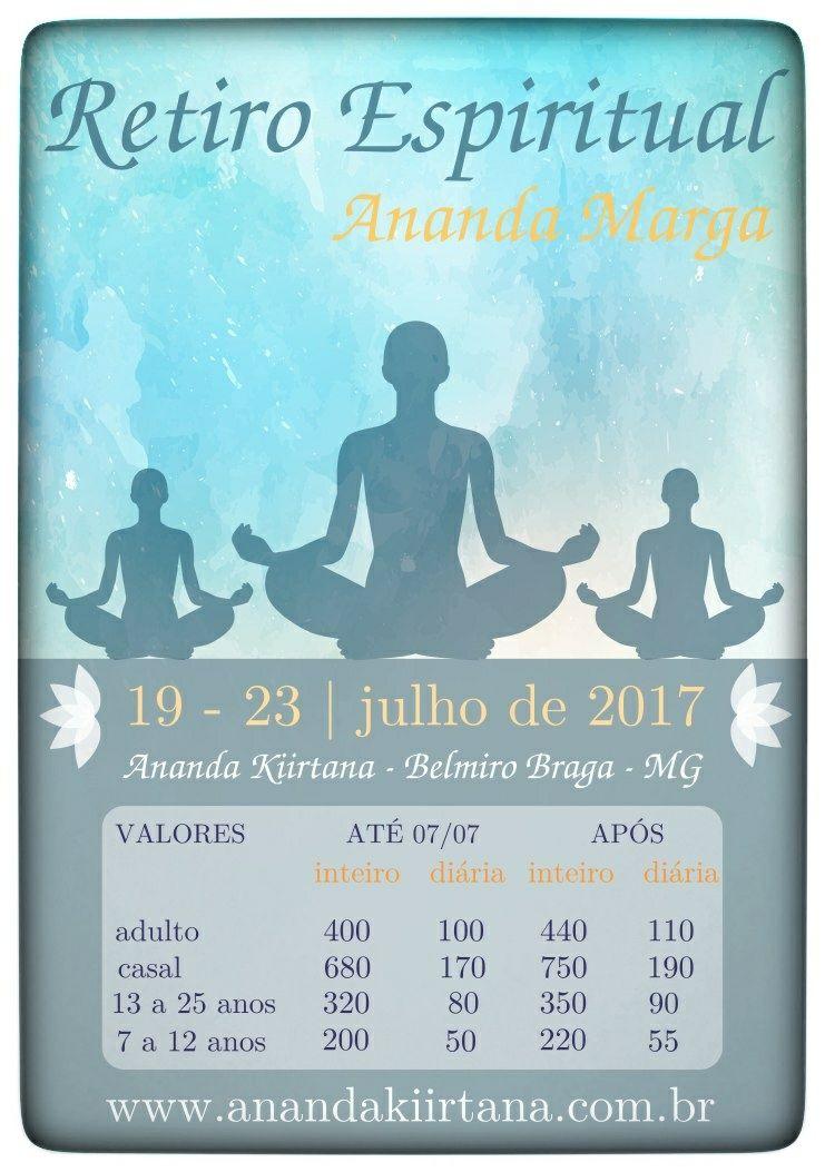retiro de yoga e meditação de inverno 2017