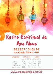 cartaz retiro ano novo 2017/18